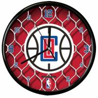 Los Angeles Clippers Team Net Clock