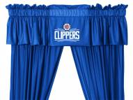 Los Angeles Clippers Window Valance