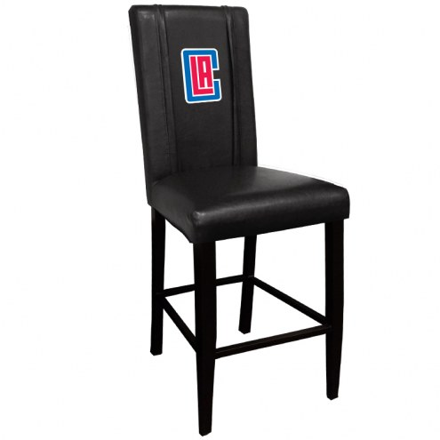 Los Angeles Clippers XZipit Bar Stool 2000 with Secondary Logo