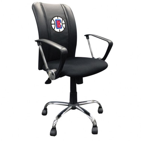 Los Angeles Clippers XZipit Curve Desk Chair