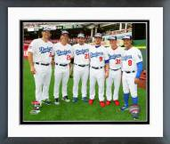Los Angeles Dodgers MLB All-Star Game Framed Photo