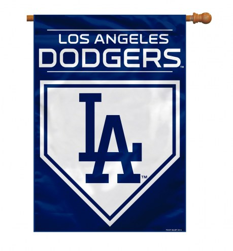 """Los Angeles Dodgers 28"""" x 40"""" Banner"""
