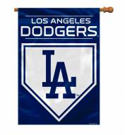 "Los Angeles Dodgers 28"" x 40"" Banner"