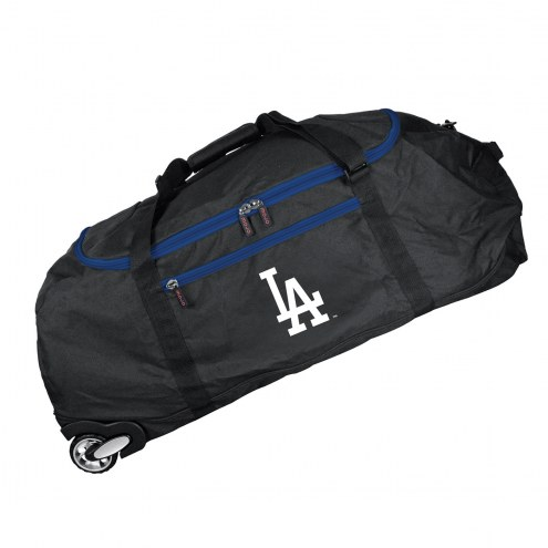 """Los Angeles Dodgers 36"""" Checked-in Wheeled Duffel"""