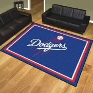 Los Angeles Dodgers 8' x 10' Area Rug