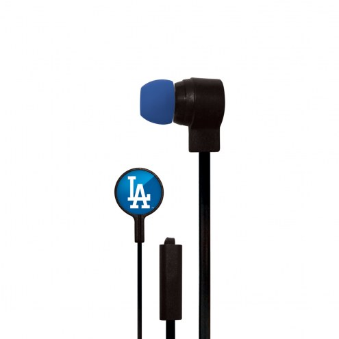 Los Angeles Dodgers Big Logo Ear Buds