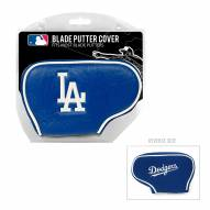 Los Angeles Dodgers Blade Putter Headcover