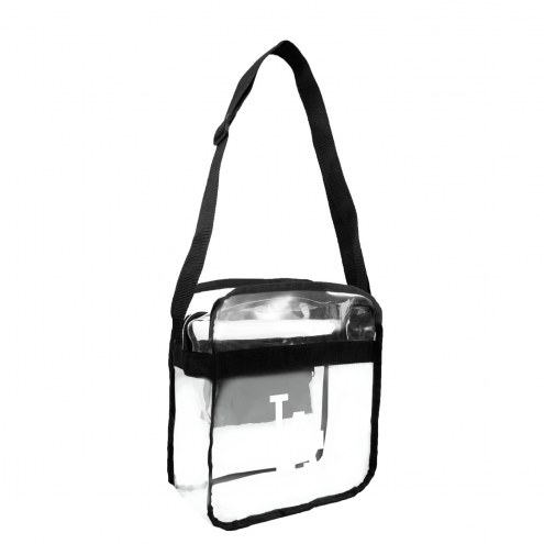 Los Angeles Dodgers Clear Crossbody Carry-All Bag