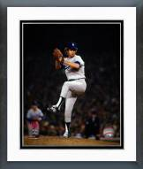 Los Angeles Dodgers Don Sutton 1977 World Series Action Framed Photo