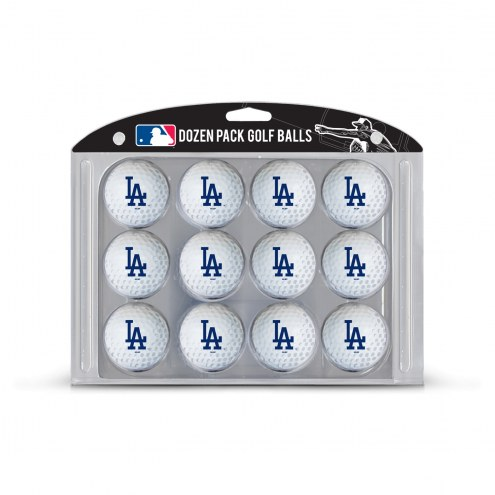 Los Angeles Dodgers Dozen Golf Balls