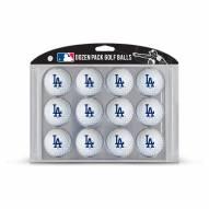Los Angeles Dodgers Dozen Golf Balls