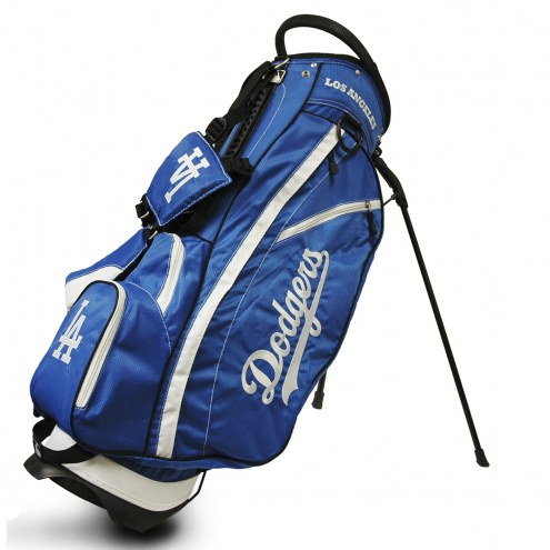 Los Angeles Dodgers Fairway Golf Carry Bag