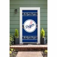 Los Angeles Dodgers Front Door Cover