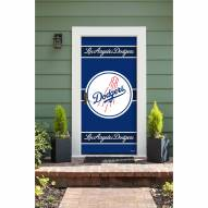 Los Angeles Dodgers Front Door Cover