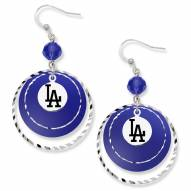 Los Angeles Dodgers Game Day Earrings