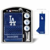 Los Angeles Dodgers Golf Gift Set