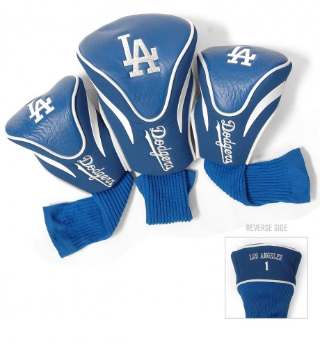 Los Angeles Dodgers Golf Headcovers - 3 Pack