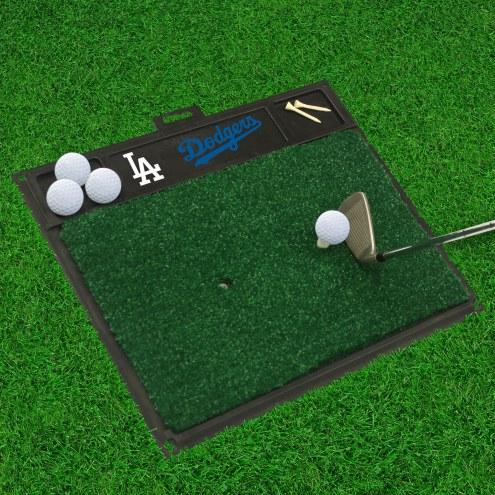 Los Angeles Dodgers Golf Hitting Mat