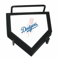 Los Angeles Dodgers Home Plate Coaster Set