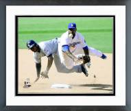Los Angeles Dodgers Howie Kendrick Action Framed Photo