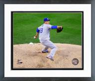 Los Angeles Dodgers Hyun-Jin Ryu Action Framed Photo