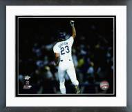 Los Angeles Dodgers Kirk Gibson 1988 World Series Framed Photo