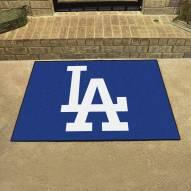 """Los Angeles Dodgers """"LA"""" All-Star Mat"""