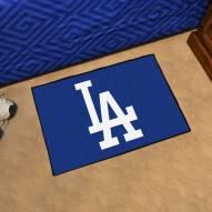 """Los Angeles Dodgers """"LA"""" Starter Rug"""