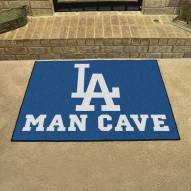 Los Angeles Dodgers Man Cave All-Star Rug