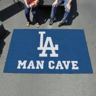 Los Angeles Dodgers Man Cave Ulti-Mat Rug