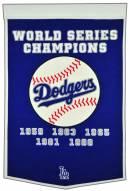 Winning Streak Los Angeles Dodgers Major League Baseball Dynasty Banner