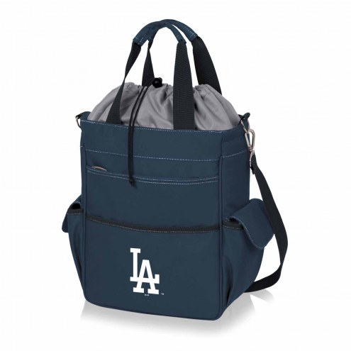 Los Angeles Dodgers Navy Activo Cooler Tote