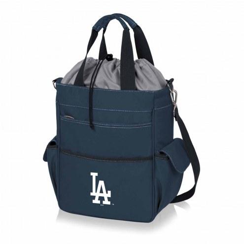 Los Angeles Dodgers Navy Activo Cooler Tote