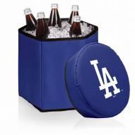 Los Angeles Dodgers Navy Bongo Cooler