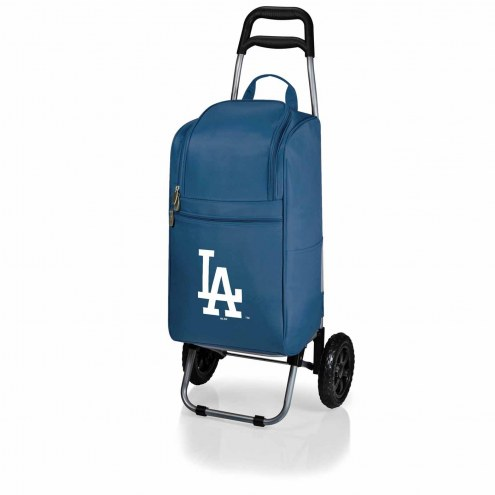 Los Angeles Dodgers Navy Cart Cooler