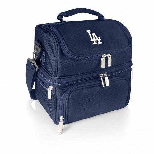 Los Angeles Dodgers Navy Pranzo Insulated Lunch Box