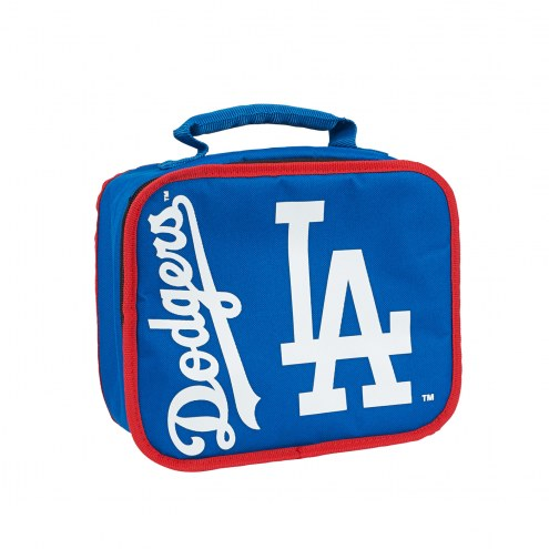 Los Angeles Dodgers Sacked Lunch Box