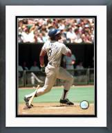 Los Angeles Dodgers Reggie Smith Action Framed Photo