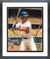 Los Angeles Dodgers Ron Cey Batting Practice Framed Photo