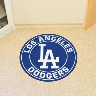 Los Angeles Dodgers Rounded Mat