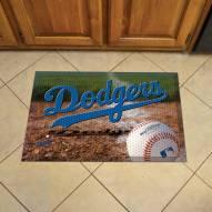 Los Angeles Dodgers Scraper Door Mat