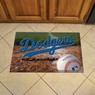 Los Angeles Dodgers Scraper Door Mat