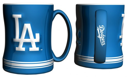 Los Angeles Dodgers Sculpted Relief Coffee Mug