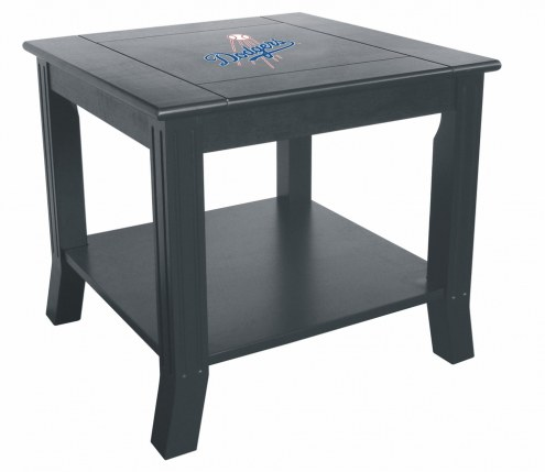 Los Angeles Dodgers Side Table