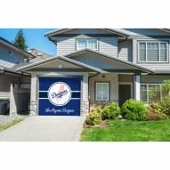 Los Angeles Dodgers Single Garage Door Cover