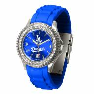 Los Angeles Dodgers Sparkle Women's Watch