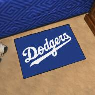 Los Angeles Dodgers Starter Rug