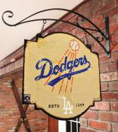 Los Angeles Dodgers Tavern Sign