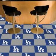 Los Angeles Dodgers Team Carpet Tiles