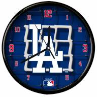 Los Angeles Dodgers Team Net Clock